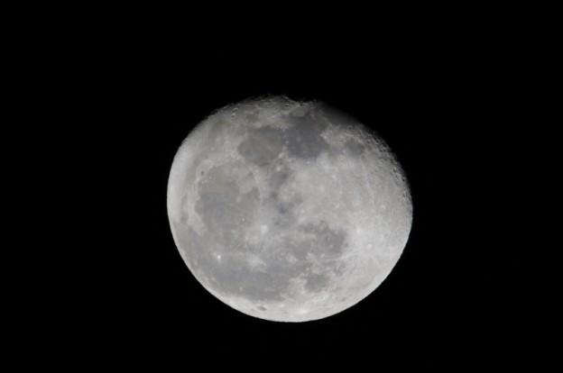 Luna creciente en Cabañeros