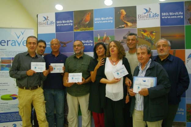 Acreditación primeras 5 empresas de España